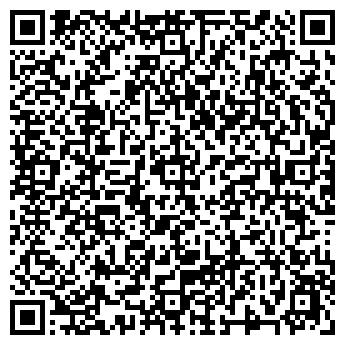 QR-код с контактной информацией организации Клюшка спортклуб, ЧП