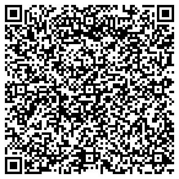 QR-код с контактной информацией организации Детский театр больших кукол, ЧП