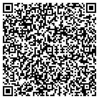 QR-код с контактной информацией организации Театр Праздников, ООО