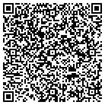 QR-код с контактной информацией организации Мега-шоу, ООО