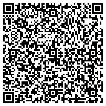 QR-код с контактной информацией организации ООО Блу Чип