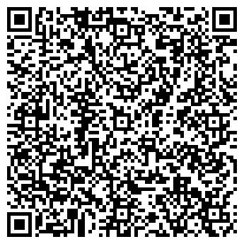 QR-код с контактной информацией организации Праздничная канитель