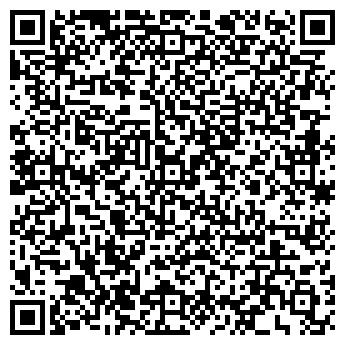 QR-код с контактной информацией организации Арт клуб