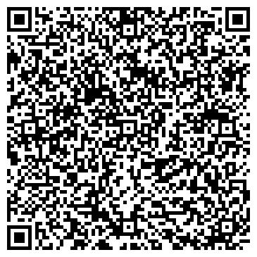 QR-код с контактной информацией организации Транспортная компания Лимос