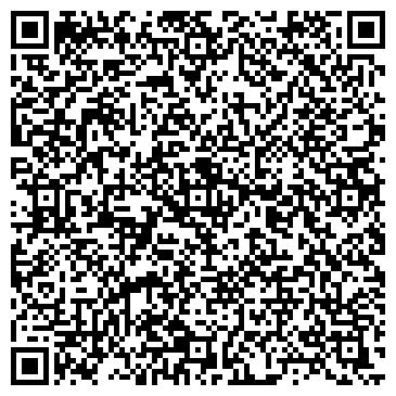 QR-код с контактной информацией организации Бандяк, ЧП