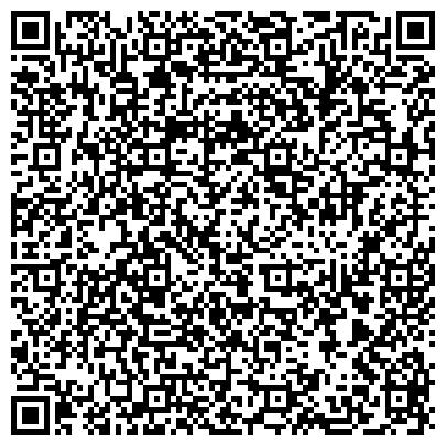 QR-код с контактной информацией организации Интернет-магазин Балетные станки и хореографическое оборудование, ЧП