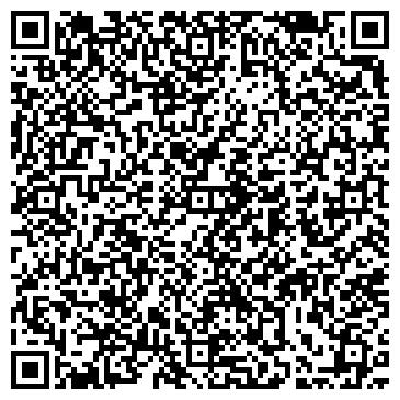 QR-код с контактной информацией организации Физкультурно-спортивный клуб Березняки
