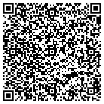 QR-код с контактной информацией организации Полиглот, СПД