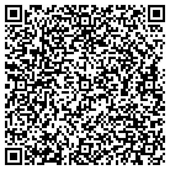 QR-код с контактной информацией организации Адамсинфор, ООО