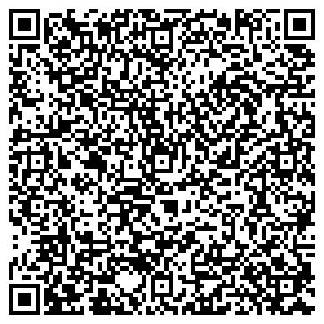 QR-код с контактной информацией организации Кинаш Бюро переводов, СПД