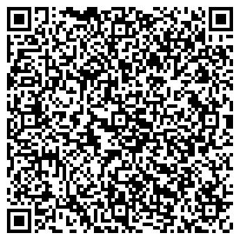 QR-код с контактной информацией организации Акула Мьюзик, ЧП