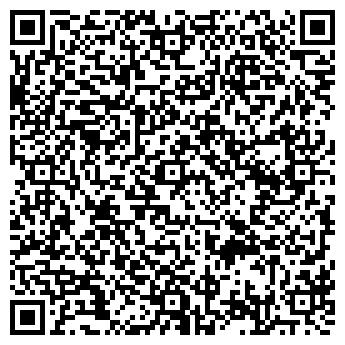 QR-код с контактной информацией организации Клоунада, ООО