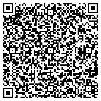 QR-код с контактной информацией организации Киевские праздники, ЧП