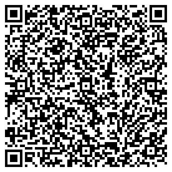 QR-код с контактной информацией организации Строительная бригада, ЧП