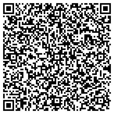 QR-код с контактной информацией организации СЦ Теплосервис, ЧП