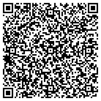QR-код с контактной информацией организации такси Аватар, ЧП
