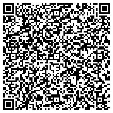 QR-код с контактной информацией организации Calvin Klein Украина, ЧП