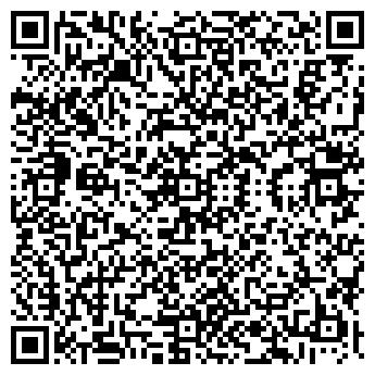 QR-код с контактной информацией организации Такси Аврора, ЧП