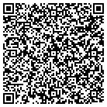 QR-код с контактной информацией организации Такси CAB (КЕБ), ЧП