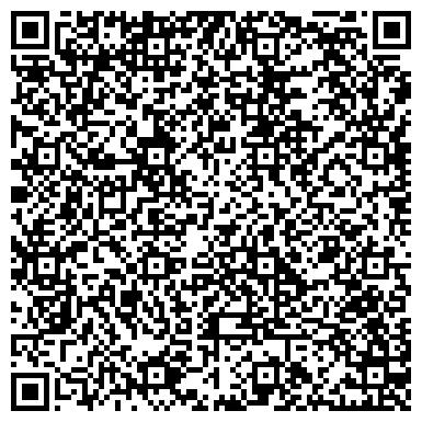 QR-код с контактной информацией организации Международный благотворительный фонд