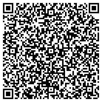 QR-код с контактной информацией организации Маевский, компания