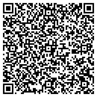 QR-код с контактной информацией организации ОАО ПЛАСТКАРД