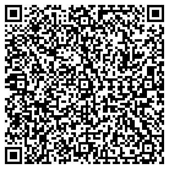 QR-код с контактной информацией организации Крокет, ООО