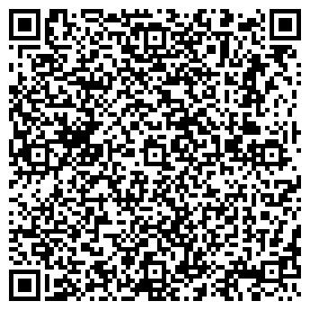QR-код с контактной информацией организации Action (Экшн), ИП