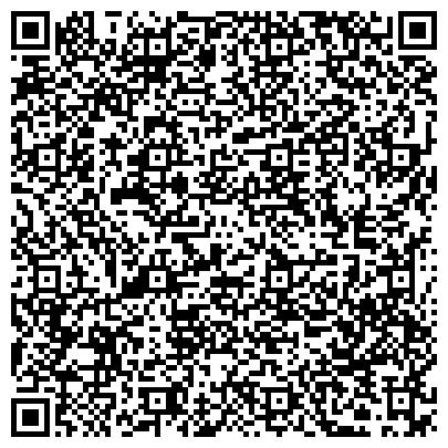 QR-код с контактной информацией организации Федерация лыжных гонок акмолинской области, ОО