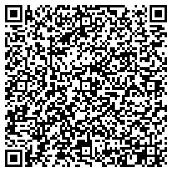 QR-код с контактной информацией организации Полиглот, ЧП