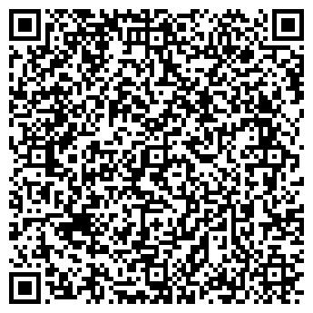 QR-код с контактной информацией организации Trust (Траст), ИП