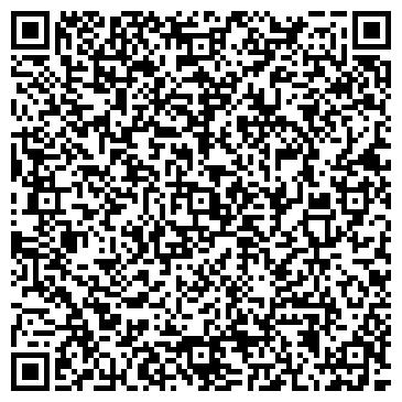 QR-код с контактной информацией организации Бюро переводов, Емешева, ИП