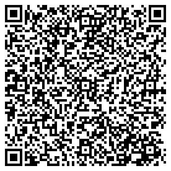 QR-код с контактной информацией организации Юрбизнес, ЧУП