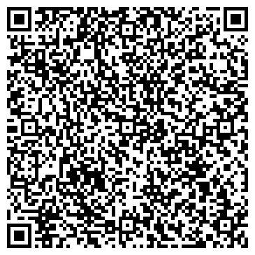 QR-код с контактной информацией организации Интерпереводы Бюро переводов, ИП