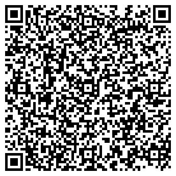 QR-код с контактной информацией организации Планета языков, ТОО
