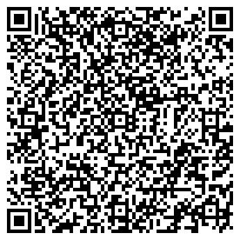 QR-код с контактной информацией организации Центр переводов, ИП