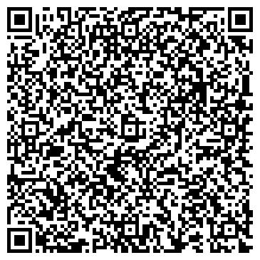 QR-код с контактной информацией организации Бюро переводов Призма (Prizma), ИП
