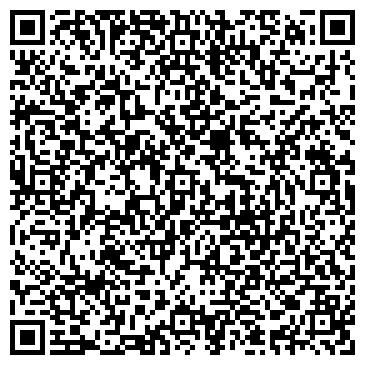 QR-код с контактной информацией организации Организация Праздников, ИП
