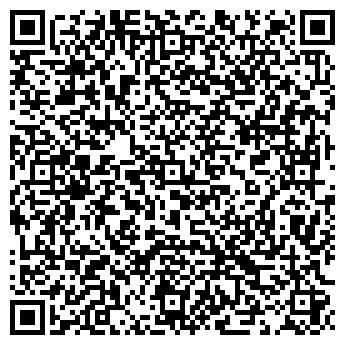 QR-код с контактной информацией организации Лингва Тур, УП
