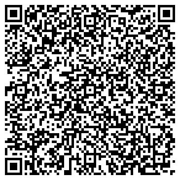 QR-код с контактной информацией организации Lingua Franca (Лигва Франка), ИП