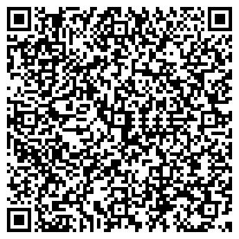 QR-код с контактной информацией организации Саулебаева Г. А., ИП