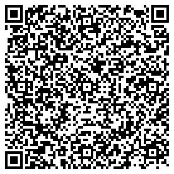 QR-код с контактной информацией организации Median, ИП