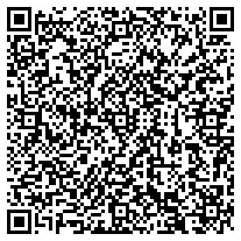 QR-код с контактной информацией организации AED