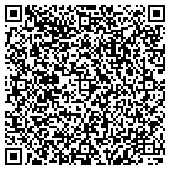 QR-код с контактной информацией организации Bridekz (Брайдкз), ИП