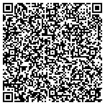 QR-код с контактной информацией организации INFINITI PR production, ТОО