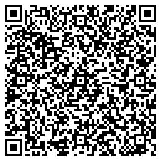 QR-код с контактной информацией организации Almati, ИП