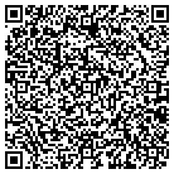 QR-код с контактной информацией организации Ханум, Агентство, ИП