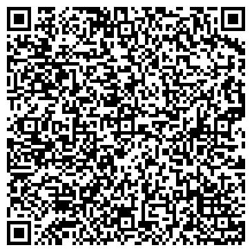 QR-код с контактной информацией организации DIVA floristic (ДИВА флористик), Студия декора