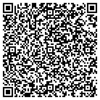 QR-код с контактной информацией организации Афина тревел