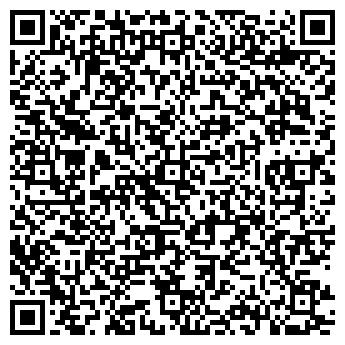 QR-код с контактной информацией организации Бюро Переводов GlOSSA